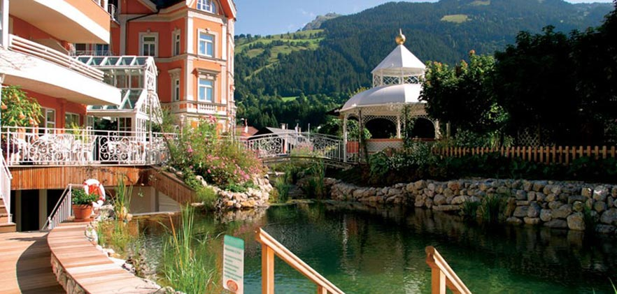 Garden-Spa Hotel Erika, Kitzbühel, Austria - exteriors.jpg